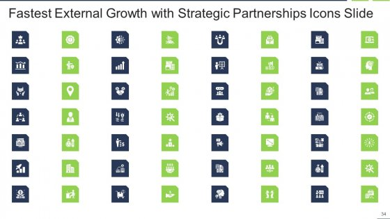 Fastest_External_Growth_With_Strategic_Partnerships_Ppt_PowerPoint_Presentation_Complete_Deck_With_Slides_Slide_34