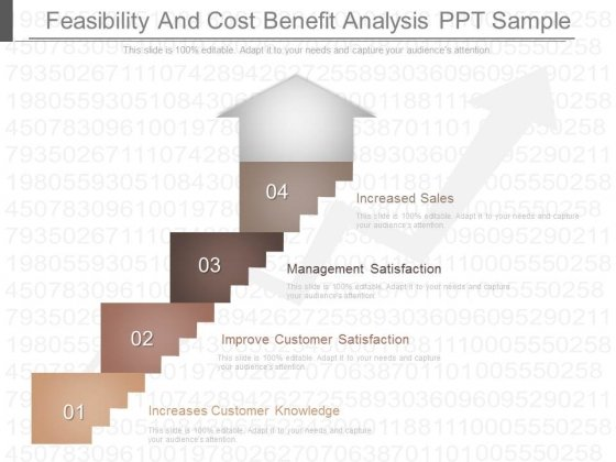 Feasibility And Cost Benefit Analysis Ppt Sample