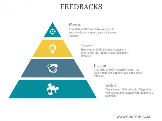 Feedbacks Ppt PowerPoint Presentation Good