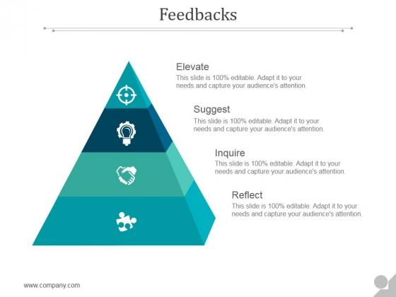 Feedbacks Ppt PowerPoint Presentation Show