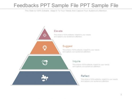 Feedbacks Ppt Sample File Ppt Sample File