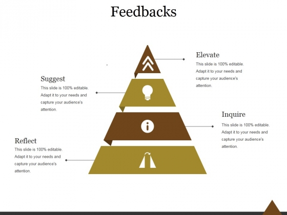 Feedbacks Template 1 Ppt PowerPoint Presentation Example