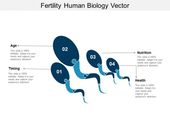 Fertility Human Biology Vector Ppt Powerpoint Presentation Pictures Introduction