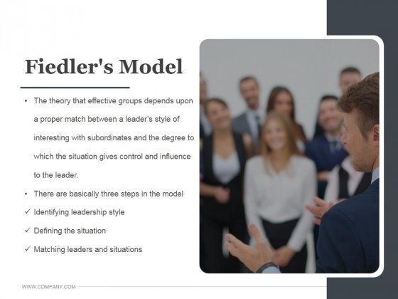 Fiedlers Model Ppt PowerPoint Presentation Samples