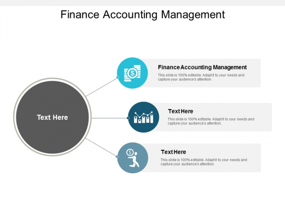 Finance Accounting Management Ppt PowerPoint Presentation Model Graphics Pictures Cpb
