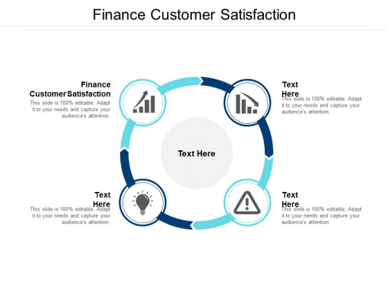 Finance Customer Satisfaction Ppt PowerPoint Presentation Inspiration Graphics Example Cpb