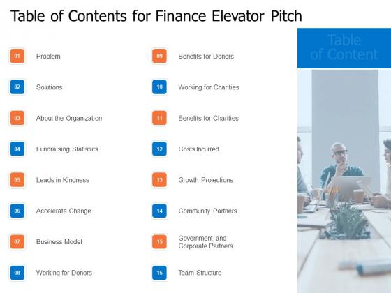Finance_Elevator_Pitch_Ppt_PowerPoint_Presentation_Complete_Deck_With_Slides_Slide_2