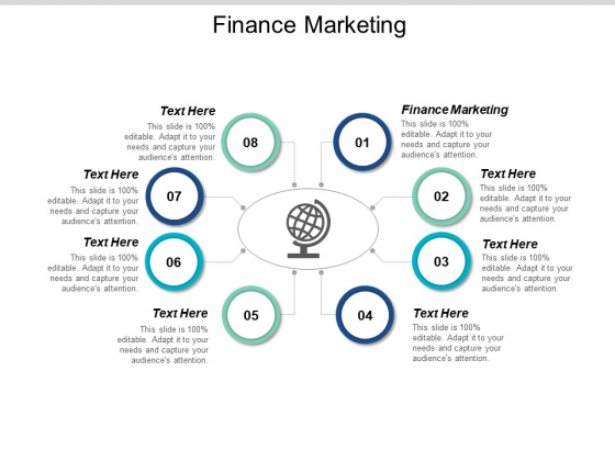 Finance Marketing Ppt PowerPoint Presentation Gallery Visual Aids Cpb