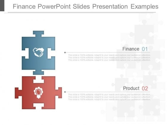 Finance Powerpoint Slides Presentation Examples