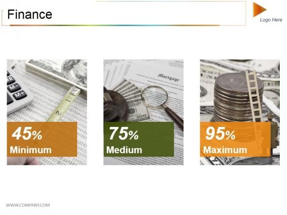Finance Ppt PowerPoint Presentation Ideas Gallery