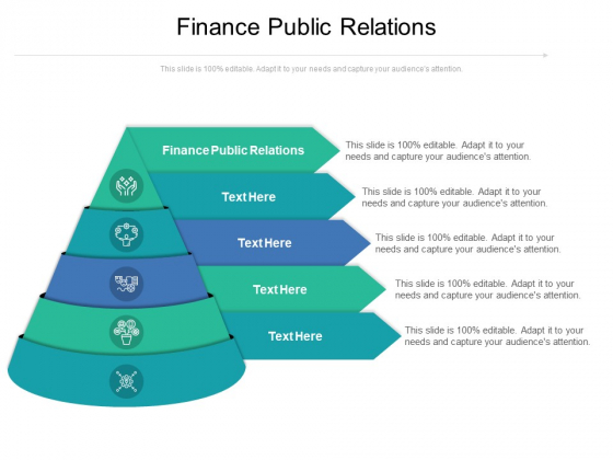 Finance Public Relations Ppt PowerPoint Presentation Gallery Graphics Example Cpb Pdf