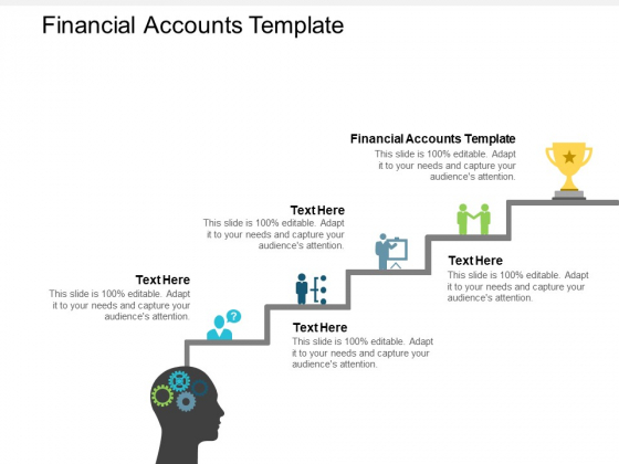 Financial Accounts Template Ppt PowerPoint Presentation Inspiration Cpb