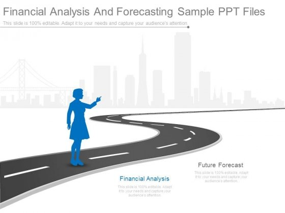 Financial Analysis And Forecasting Sample Ppt Files