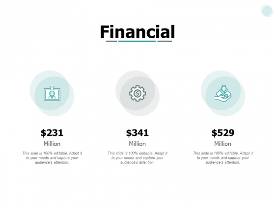Financial Business Management Ppt PowerPoint Presentation File Background Image