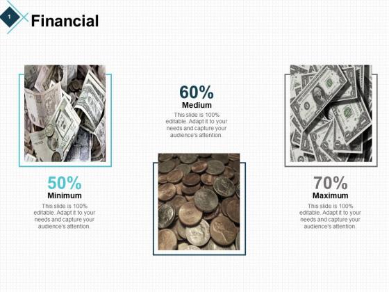 Financial Business Ppt PowerPoint Presentation Designs