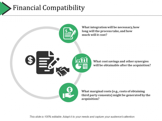 Financial Compatibility Ppt PowerPoint Presentation Infographic Template Slide Download