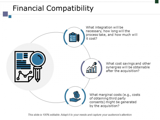 Financial Compatibility Ppt PowerPoint Presentation Portfolio Template