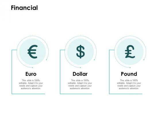 Financial Euro Dollar Pound Ppt PowerPoint Presentation Summary Example File