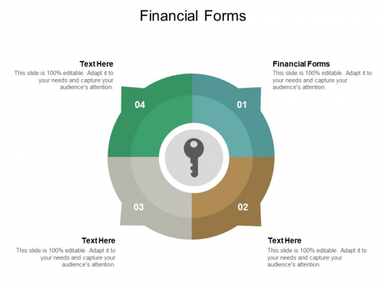 Financial Forms Ppt PowerPoint Presentation File Images Cpb