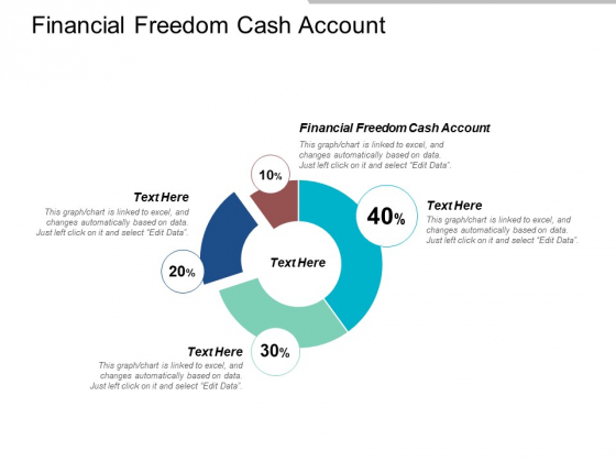 Financial Freedom Cash Account Ppt Powerpoint Presentation Infographics Topics Cpb