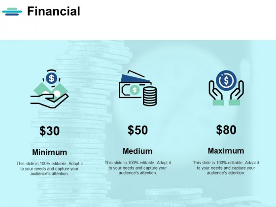 Financial Marketing Business Ppt PowerPoint Presentation Ideas Sample