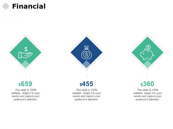 Financial Marketing Investment Ppt PowerPoint Presentation Icon