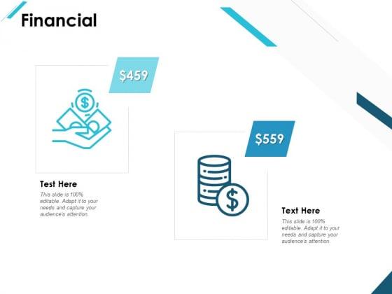 Financial Marketing Ppt PowerPoint Presentation Icon Slide