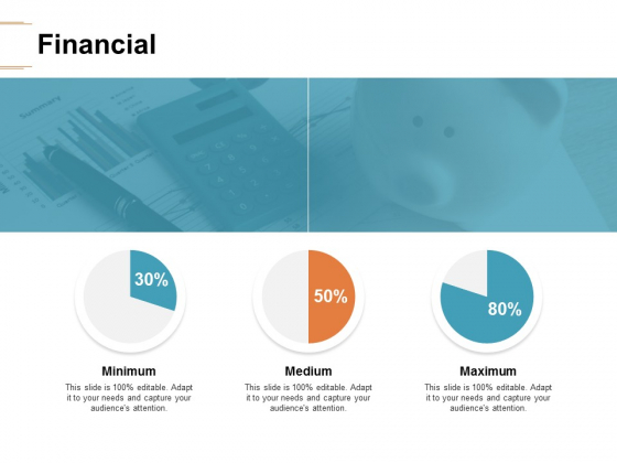 Financial Medium Ppt PowerPoint Presentation Infographic Template Professional