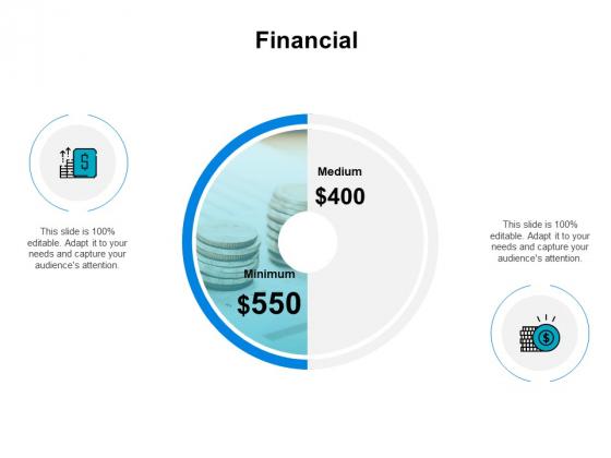 Financial Medium Ppt PowerPoint Presentation Slides Graphics Template