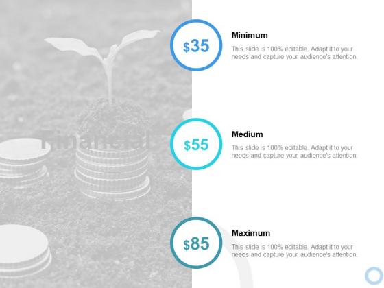 Financial Medium Ppt PowerPoint Presentation Summary Graphics Download