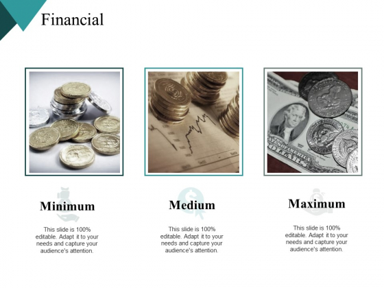 Financial Minimum And Maximum Ppt PowerPoint Presentation Icon Show