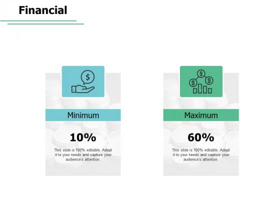 Financial Minimum Maximum Ppt PowerPoint Presentation Visual Aids Example File