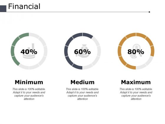 Financial Minimum Medium Ppt PowerPoint Presentation Summary Show