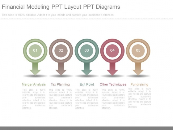 Financial Modeling Ppt Layout Ppt Diagrams - PowerPoint