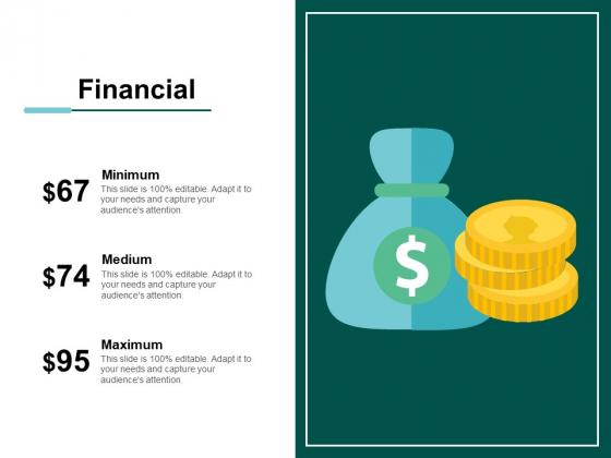 Financial Percentage Ppt PowerPoint Presentation Model Design Templates
