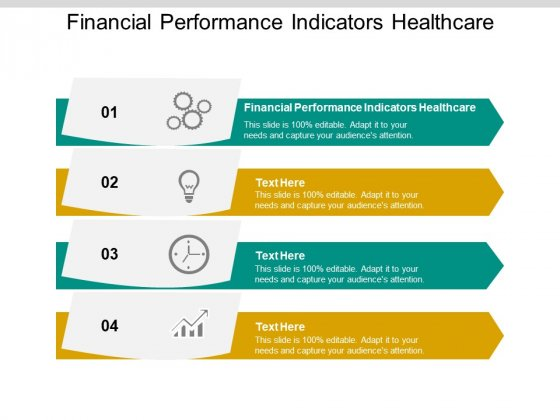 Financial Performance Indicators Healthcare Ppt PowerPoint Presentation Pictures Designs Cpb Pdf