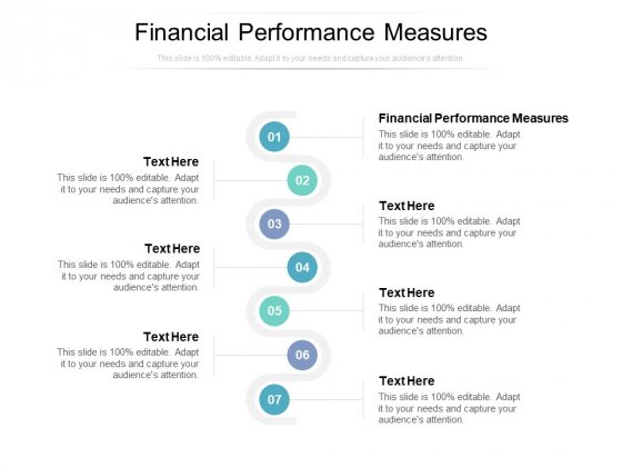 Financial Performance Measures Ppt PowerPoint Presentation Infographic Template File Formats Cpb