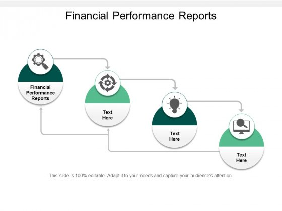 Financial Performance Reports Ppt PowerPoint Presentation Infographics Pictures Cpb