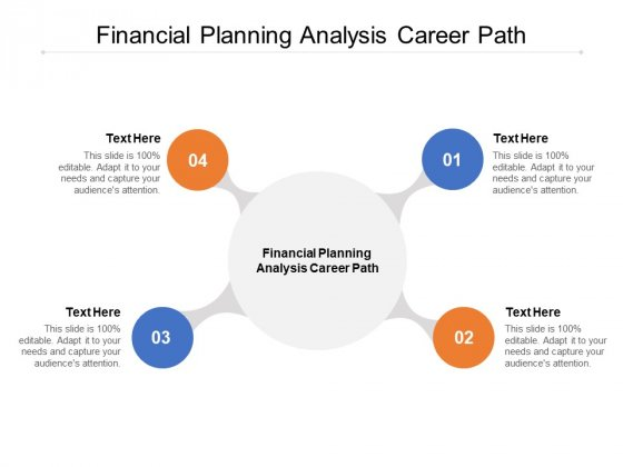 Financial Planning Analysis Career Path Ppt PowerPoint Presentation Outline Images Cpb