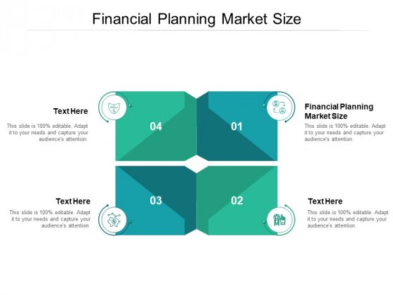 Financial Planning Market Size Ppt PowerPoint Presentation Styles Graphics Pictures Cpb Pdf
