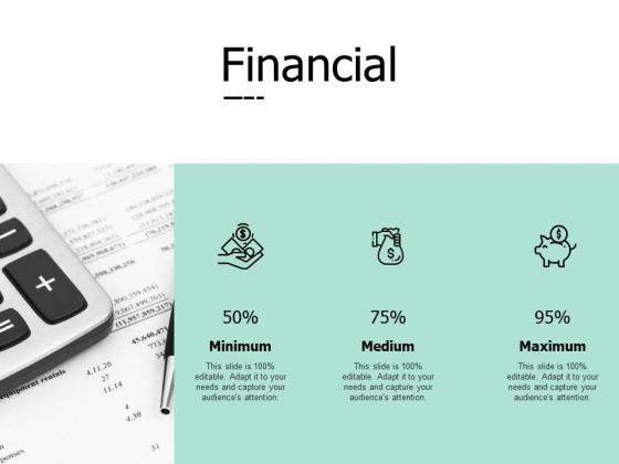 Financial Planning Medium Ppt PowerPoint Presentation Summary Show