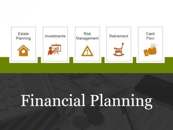 Financial Planning Ppt PowerPoint Presentation Layouts Background Image