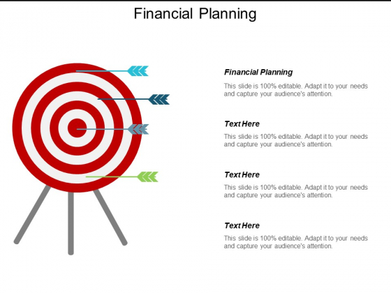 Financial Planning Ppt Powerpoint Presentation Professional Ideas Cpb