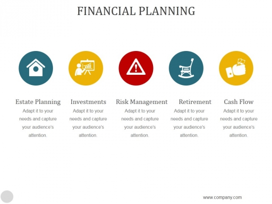 Financial Planning Ppt PowerPoint Presentation Rules