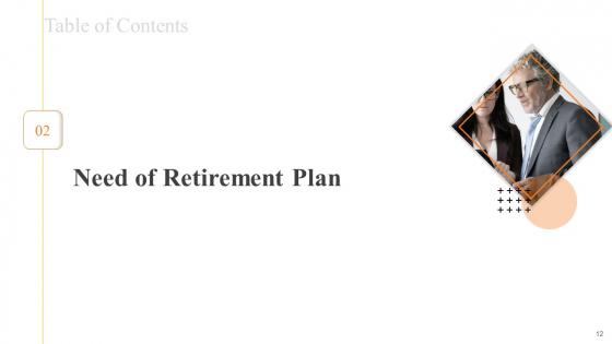 Financial_Plans_For_Retirement_Planning_Ppt_PowerPoint_Presentation_Complete_Deck_With_Slides_Slide_12