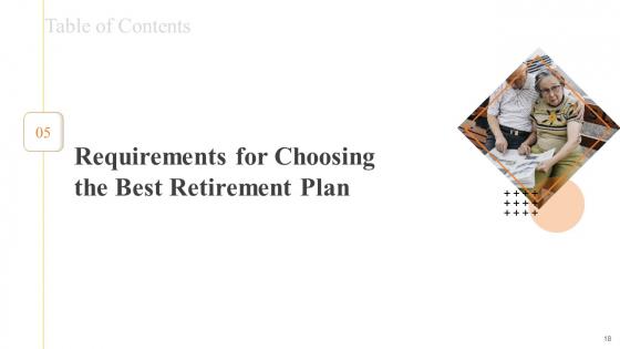Financial_Plans_For_Retirement_Planning_Ppt_PowerPoint_Presentation_Complete_Deck_With_Slides_Slide_18