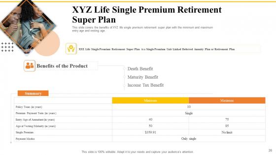 Financial_Plans_For_Retirement_Planning_Ppt_PowerPoint_Presentation_Complete_Deck_With_Slides_Slide_26
