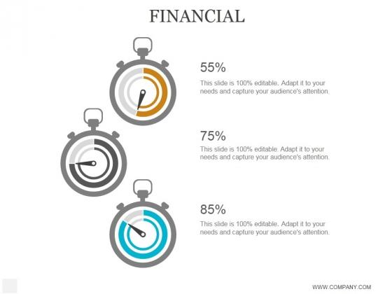 Financial Ppt PowerPoint Presentation Background Designs