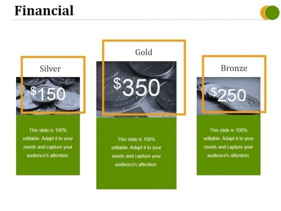 Financial Ppt PowerPoint Presentation Clipart