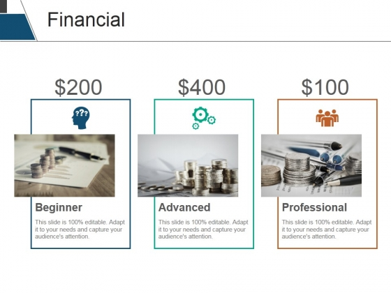 Financial Ppt PowerPoint Presentation File Grid